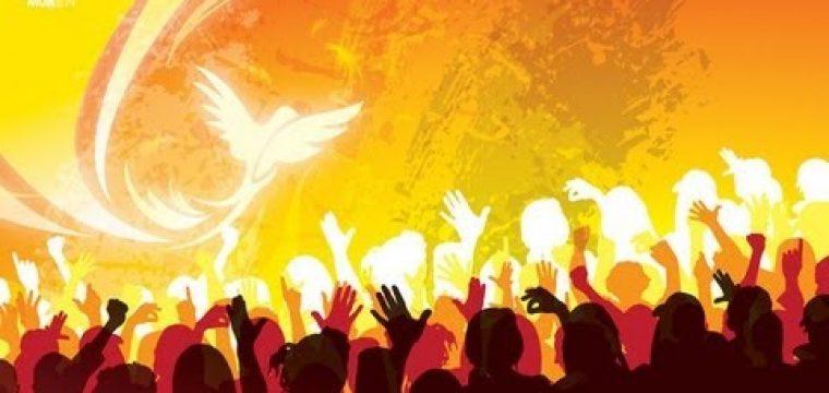 14/7/2019聖靈充滿的教會