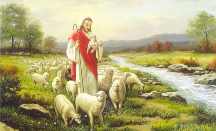 13/1/2019 耶和華是我的牧者